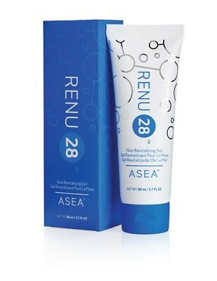 2 x ASEA Renu 28 Skin Revitalising Redox Gel Skin Cell Reproduction