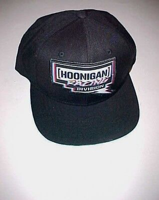 Hoonigan Racing Division Pennzoil Adult Unisex Wool Blend Black Cap One  Size New 789feb276dbb