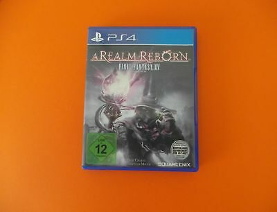 Final Fantasy XIV - A Realm Reborn [PlayStation 4] Neuwertig