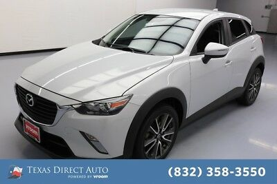 2017 Mazda CX-3 Touring Texas Direct Auto 2017 Touring Used 2L I4 16V Automatic FWD SUV