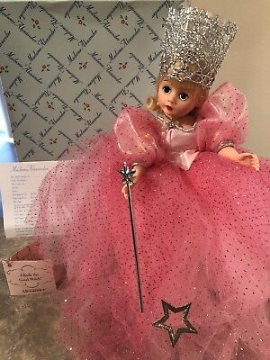 "Madame Alexander 10"" Doll - GLINDA THE GOOD WITCH from WIZARD OF OZ"