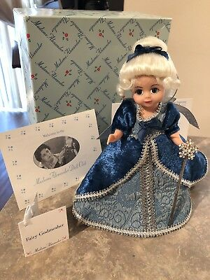 Madame Alexander doll: Fairy Godmother Cinderella