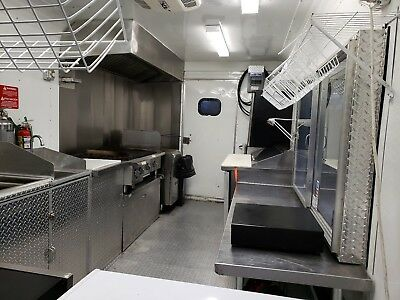FULLY LOADED food concession trailer for sale w/generator.