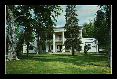 Dr Jim Stamps Us The Hermitage Home President Andrew Jackson View Postcard