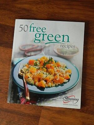 Slimming World Recipe Book 50 Free Green Recipes Vegetarian