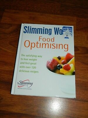 Slimming World Food Optimising Recipe Book