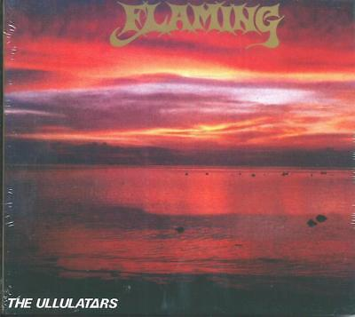 THE ULLULATARS - FLAMING KHAOS 89 PSYCH SPACE ROCK ex- OZRIC TENTACLES SEALED CD