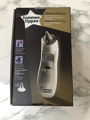 Tommee Tippee Closer To Nature Digital Ear Thermometer