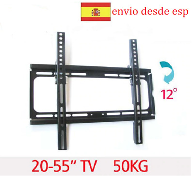 "Soporte de pared para Tv LCD LED plasma MONITOR  Inclinable 26"" A 55"""