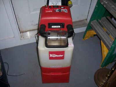 Rug Doctor  Carpet Cleaner Extractor MP-R2A  Used