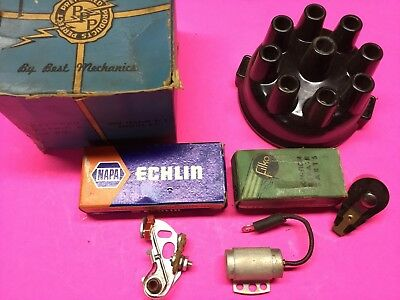 1940,1941,1942,1946,1947,1948,1949,1950,Cadillac Ignition Time Up Kit Switch