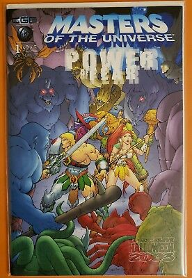 Masters Of The Universe: Dreams Halloween #1 (Mvcreations/ Cge) 2003 Power