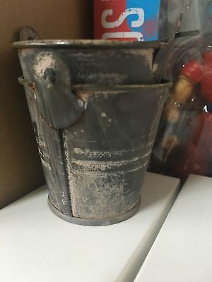 Toy Model WWII German 1/6 Metal bucket Necessary Scene Action Figure