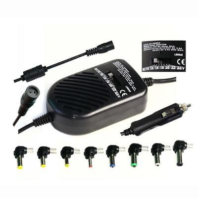 HOT 80W Universal Car Charger Auto Power Adapter Supply For Notebook Laptop CH