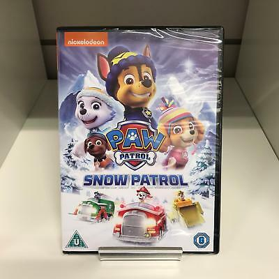 Paw Patrol: Snow Patrol DVD - New and Sealed Fast and Free Delivery