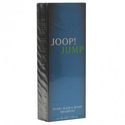 Joop! Jump 200 ml Hair Body Shampoo Duschgel Shower Gel