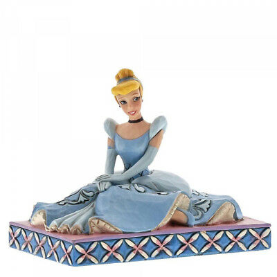 NEW 2019 Disney Traditions Cinderella Be Charming Figurine 6001276 New & Boxed