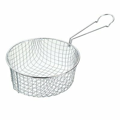 Kitchen Craft Panier à friture rond, 20 cm (20 cm (8 inches))
