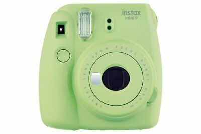 Fujifilm Instax Mini 9 Lime Green Instant Camera inc 10 Shots