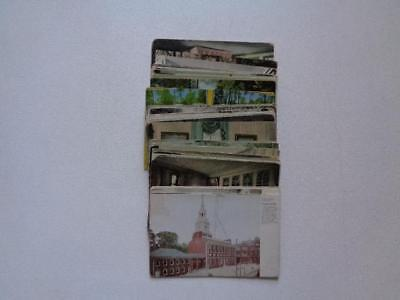 Lot of 59 Vintage Postcards George Washington Mt Vernon Valley Forge Political