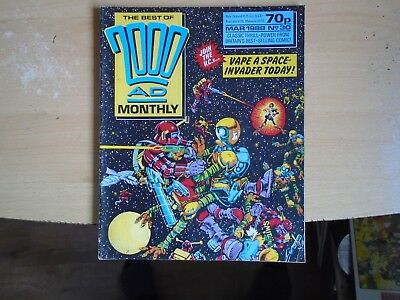 The Best of 2000 AD Monthly Join the VC's   No 30.