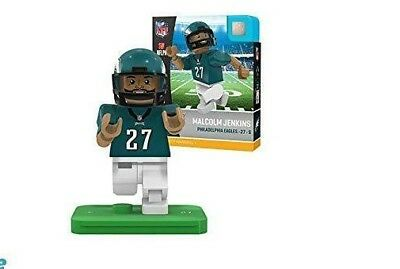 Zach Ertz Philadelphia Eagles Color Rush OYO Sports Toys G4 Figure Minifigure