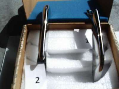 1965,66 Ford Mustang Convertiable Front Bumper Guards