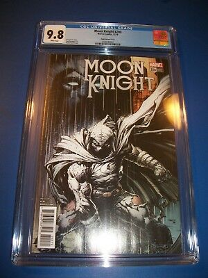 Moon Knight #200 Finch Variant Cover CGC 9.8 NM/M Gorgeous Gem 1st Print WOW!