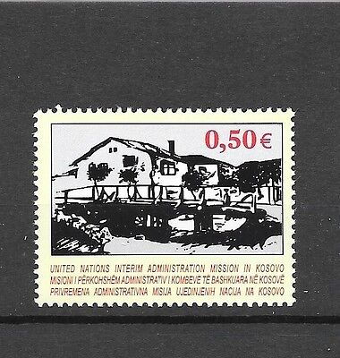 KOSOVO Sc 27 NH issue of 2004 - HOUSE