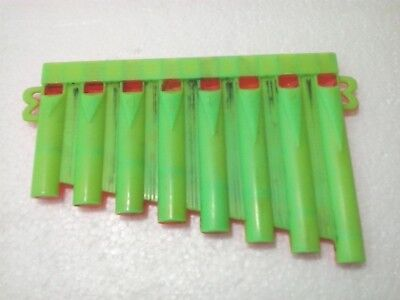Nice Vintage Harmonica Musical For Game Children And Adults Mouth Eight Holes