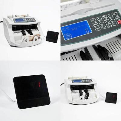 Tekbox Nc20I Electronic Bank Note Money Counter - All Currency Count Detector Mo