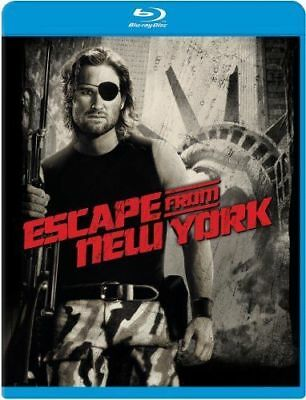 Escape from New York: Sci-Fi & Fantasy Movie (Kurt Russell) Blu-ray Edition 2015