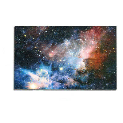 Universe Space Galaxy Planet Nebula Art Silk Cloth Poster WALL Table Home Decor