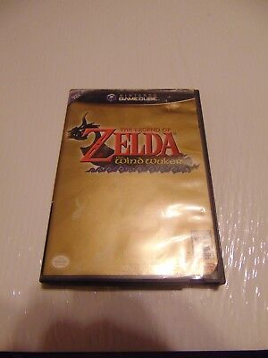 Legend of Zelda: The Wind Waker ( Nintendo GameCube ) with Instruction Booklet