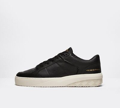Mens GG By Condemned Nation Clash Black/White/Gold Trainers RRP £74.99