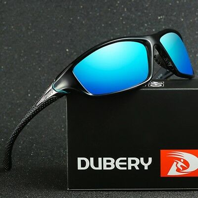 DUBERY Men's Sunglasses Polarized Glasses Driving Sport Fishing Eyewear UV400 zy