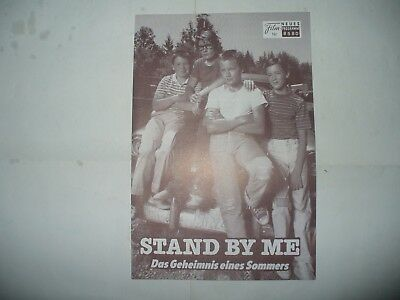 Nfp 8580 Stand By Me - Das Geheimnis Eines Sommers