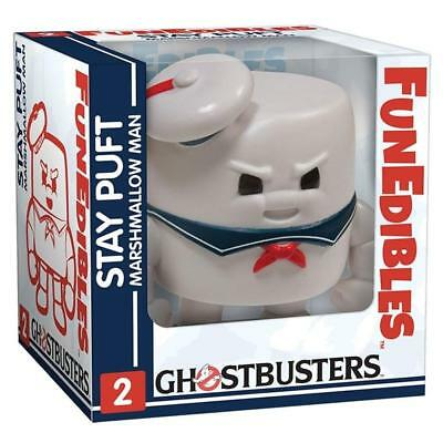 "Ghostbusters Stay Puft Marshmallow Man FunEdibles 4"" Vinyl Figure"