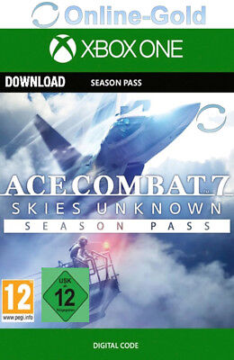 Ace Combat 7 Skies Unknown - Season Pass Xbox One Download Code Online Spiel EU