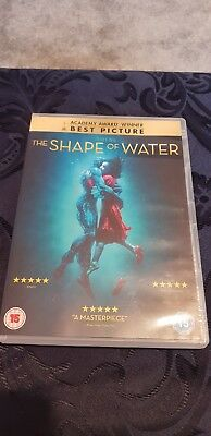 Dvd The Shape Of Water (15)