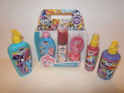 My Little Pony - Children's Bathtime and Haircare Beauty Set - NEW