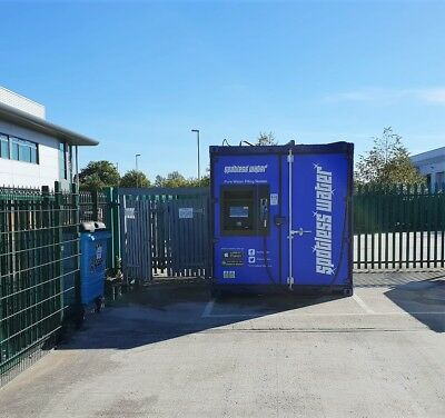 Water Fed Pole, Window Cleaning, Pure Water Filling Station - Braintree