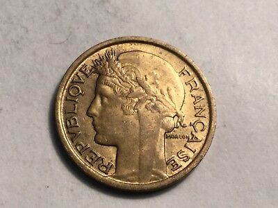 FRANCE 1939 50centimes coin uncirculated
