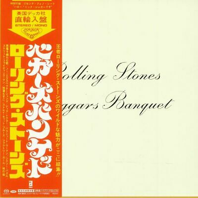 ROLLING STONES, The - Beggars Banquet: Anniversary Edition - CD (SACD)