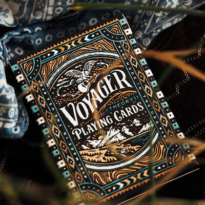 Voyager Playing Cards Theory 11 The Worlds Finest Playing Cards USPCC Poker