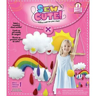 Mobile Sew Cute! Felt Kit-