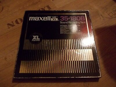 Maxell Xl Professional UD Gold 26,5 cm 35-180B NAB  Sehr Guter Zustand