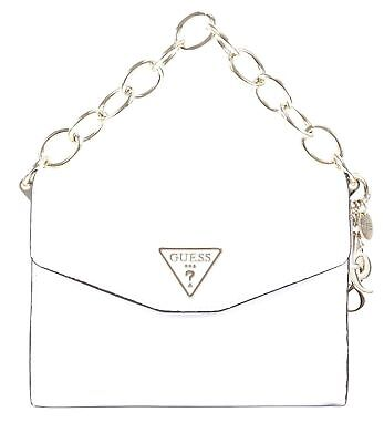 GUESS CROSS BODY Bag Maddy Crossbody Flap White EUR 90,30