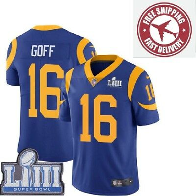New AARON DONALD LOS Angeles Rams Nike Youth Super Bowl LIII Bound Game