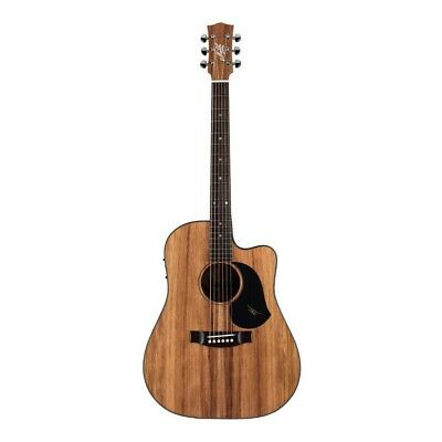 Maton EBW70C BLACKWOOD Dreadnought Acoustic-Electric Guitar Hand Made Hard Case